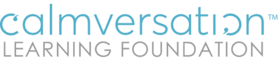 calmversation™ learning foundation Logo